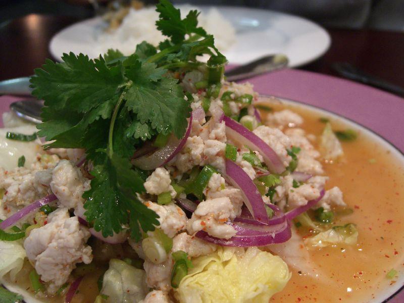 Laos Essen, Larb