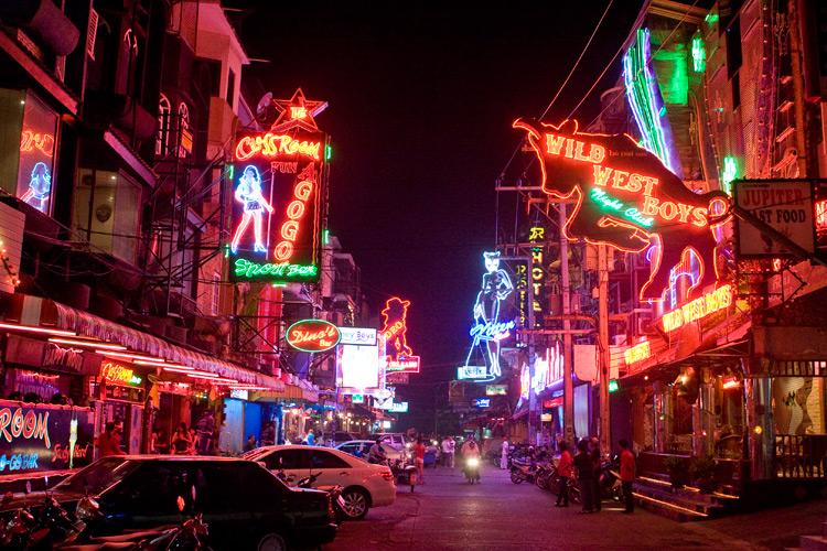 Thailand Nachtleben