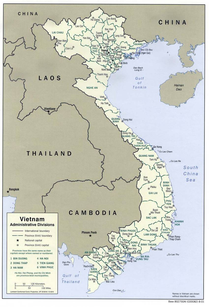 Vietnamkrieg Karte.Vietnam Reiseführer Reisetipps Tourismus