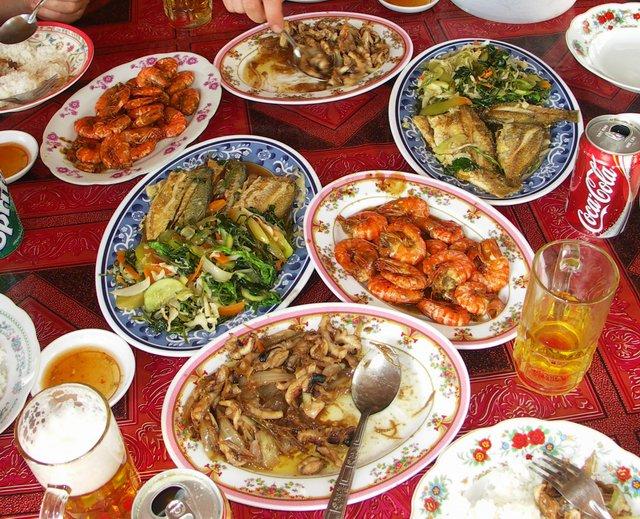 Kambodscha Essen