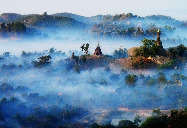 Mrauk U Myanmar