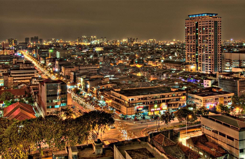 Jakarta, Indonesien