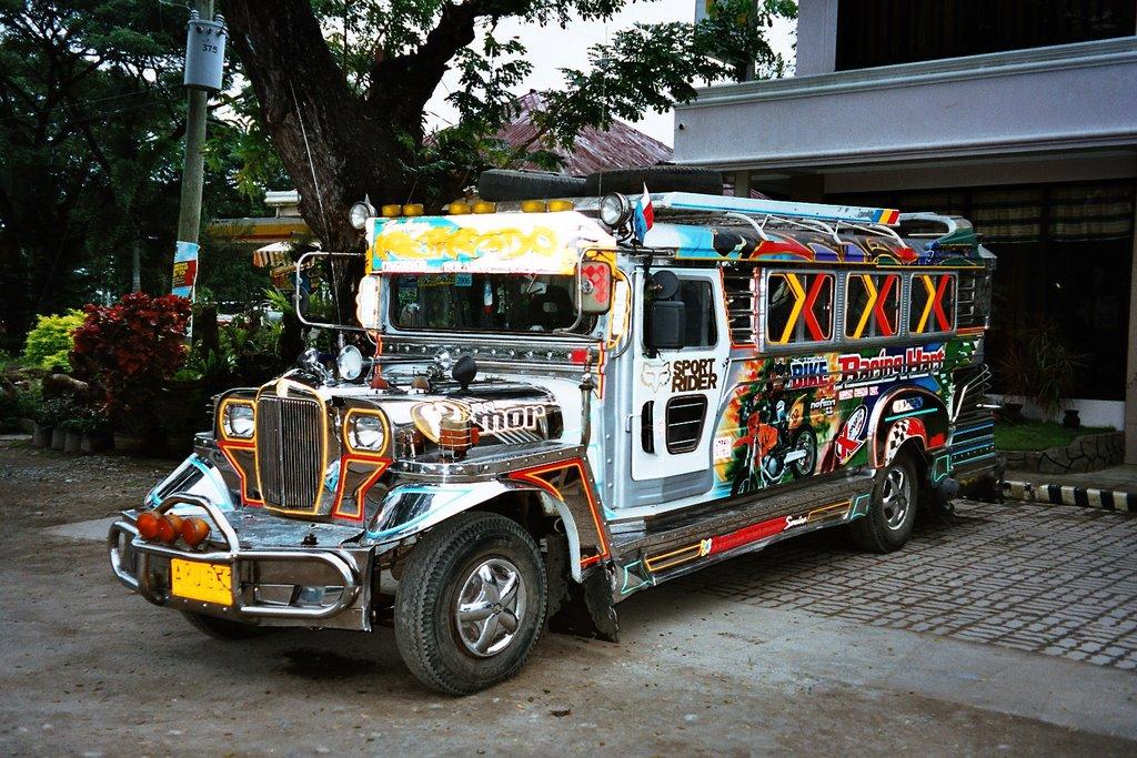 Jeepney, Philippinen
