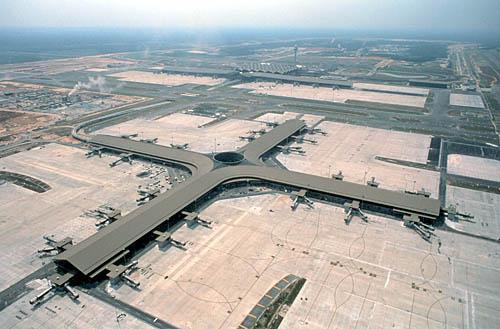 Kuala Lumpur Airport, Flughafen (KLIA)