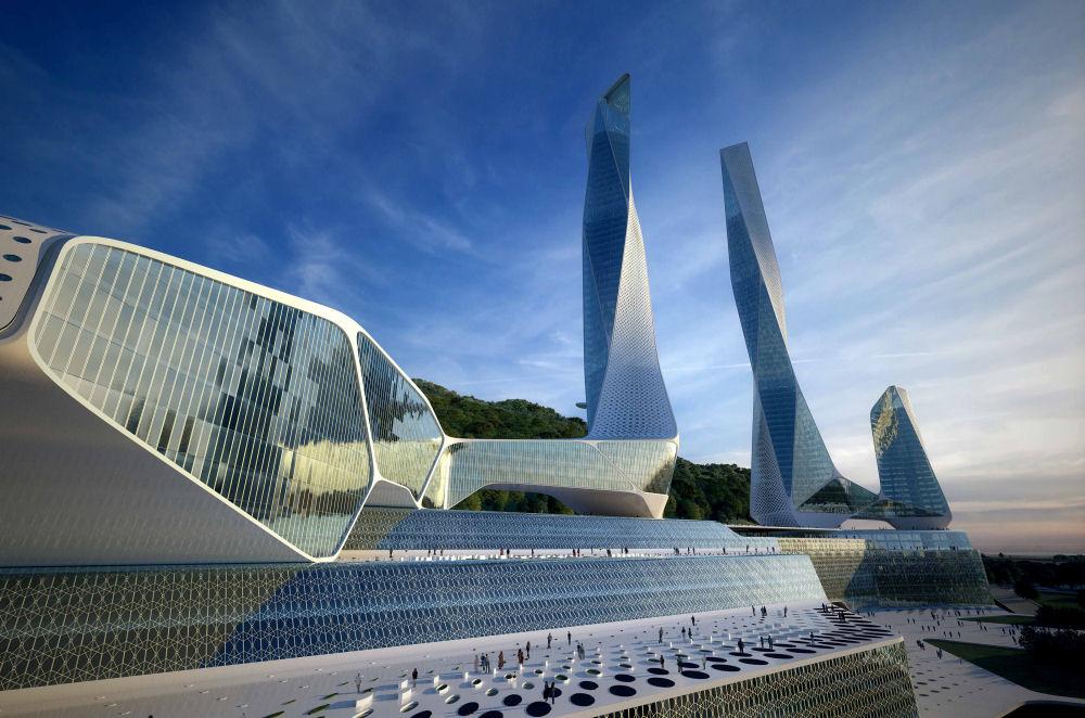Penang Global City Center Malaysia