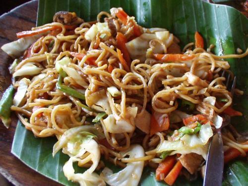 Philippinen Essen, Pancit