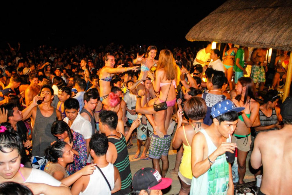 Philippinen Nightlife, Nachtleben, Party