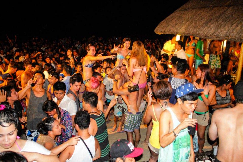 Philippinen Nightlife, Nachtleben, Party