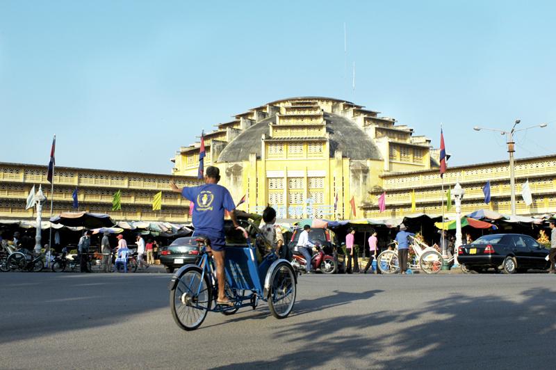 Phnom Penh Central Market Phsar Thmei
