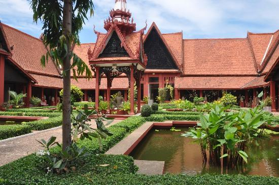 Phnom Penh Nationalmuseum