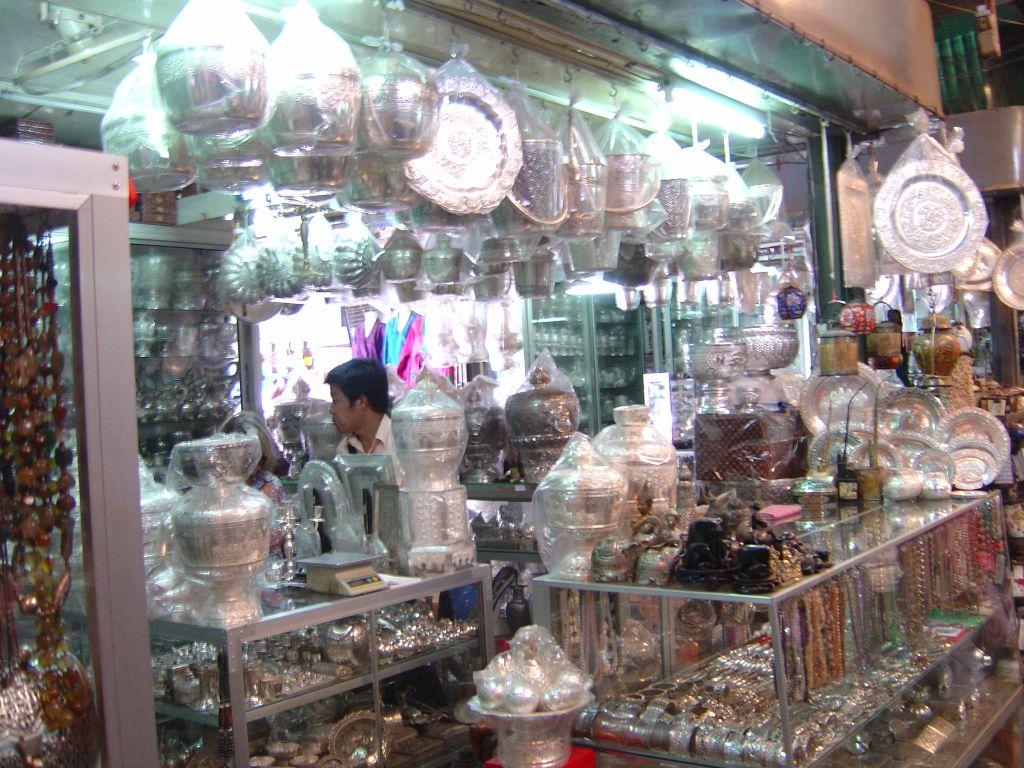 Phnom Penh Russenmarkt, Russian Market, Russischer Markt