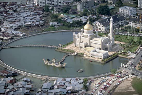 Brunei, Bandar Seri Begawan