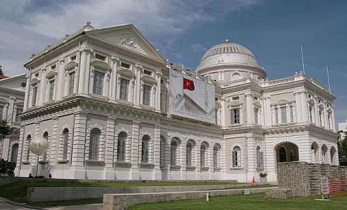 Colonial District Singapore