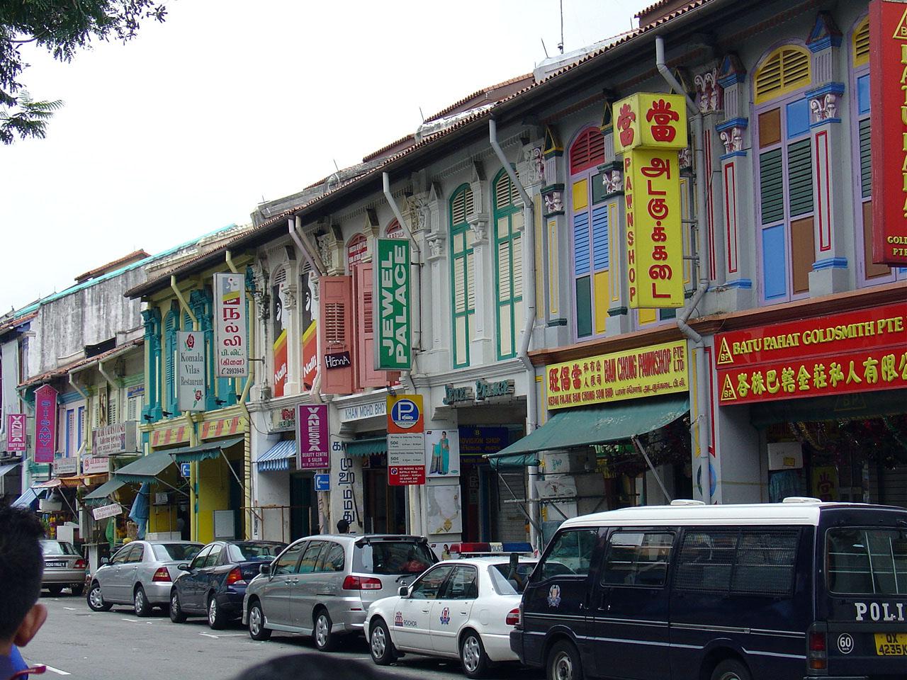 Singapore Little India, Singapur