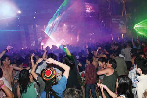 Singapur Nightlife, Party und Nachtleben in Singapur
