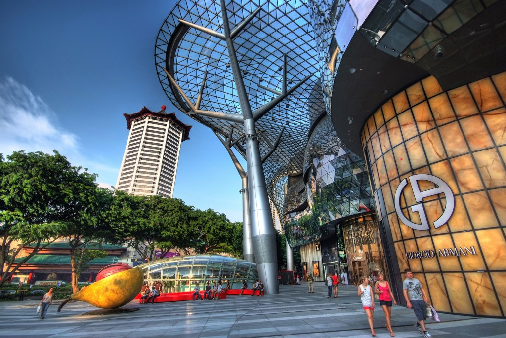 Singapore Orchard Road, Singapur