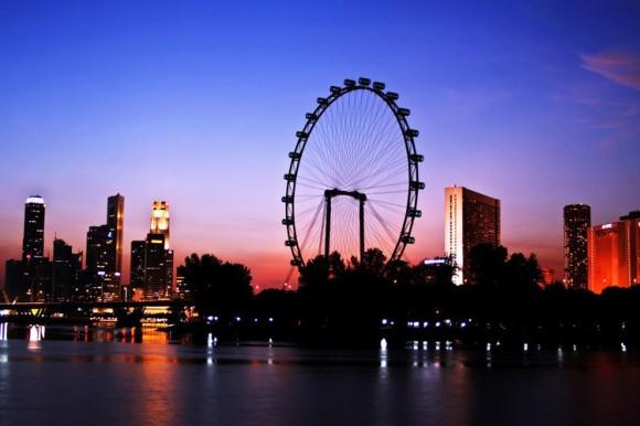 Singapur Riesenrad, Singapore Flyer