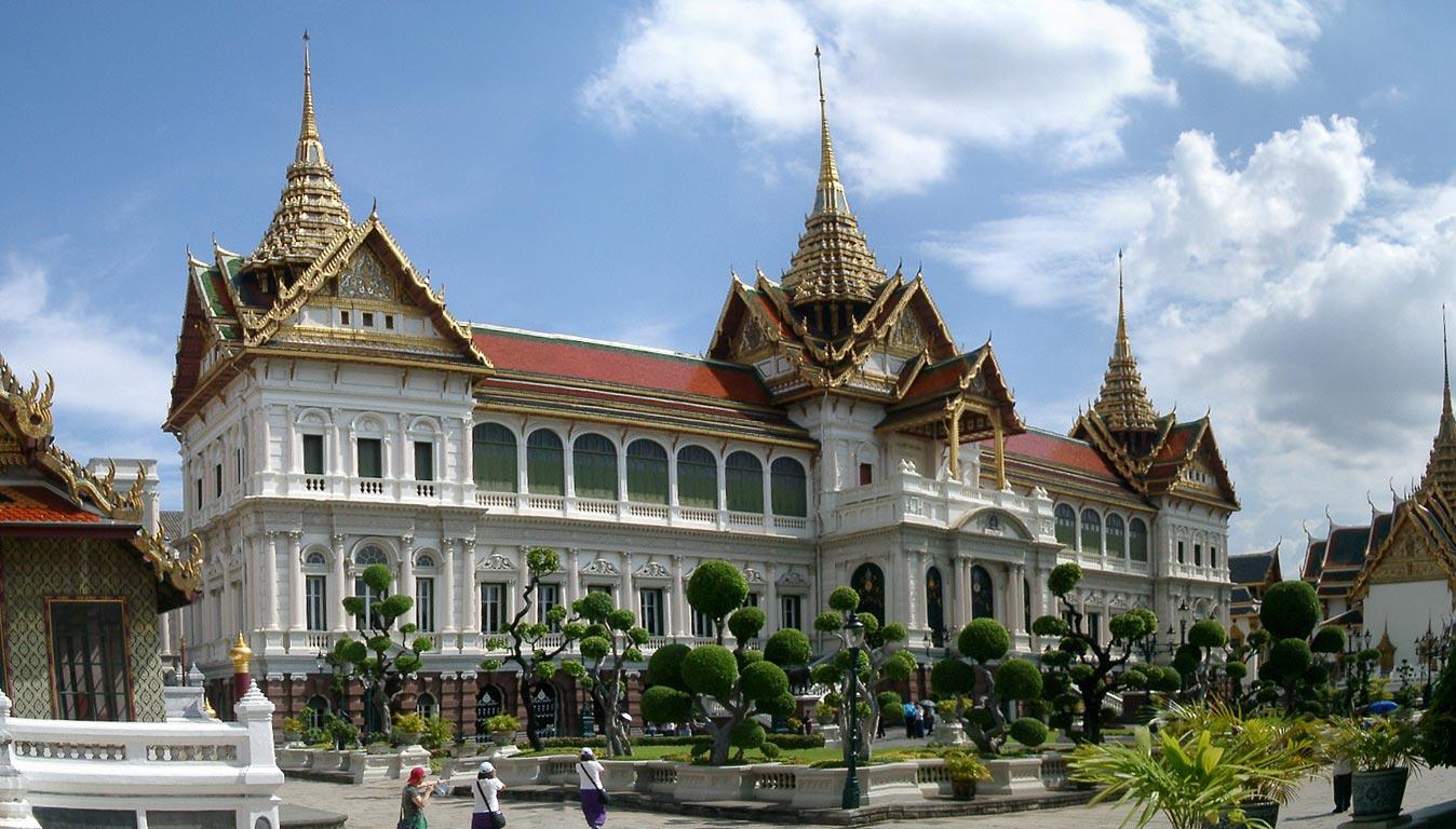 Bangkok Grand Palace, der Königspalast