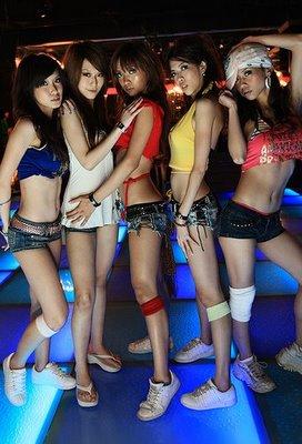 Taipei Nightlife Girls
