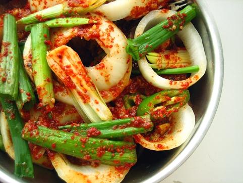 Koreanische Küche