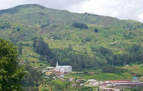 Maubisse East Timor