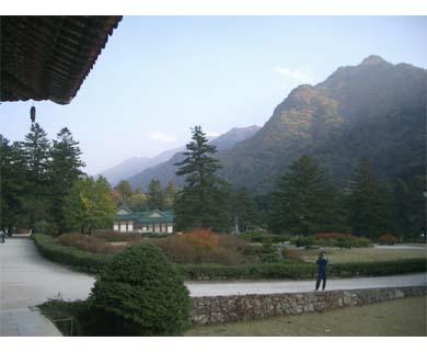 Myohyang Gebirge