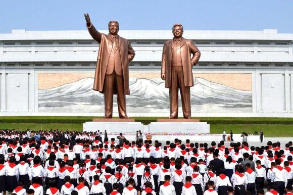 Nordkorea Personenkult