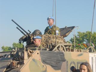 UN Soldaten in Osttimor