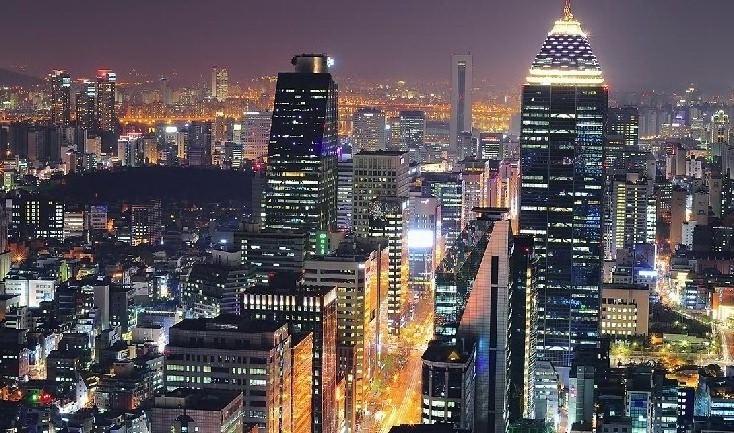 Südkorea Seoul