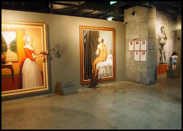 Trickeye Museum Seoul Hongdae