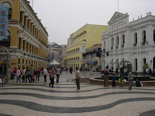 Coloane Village Macau