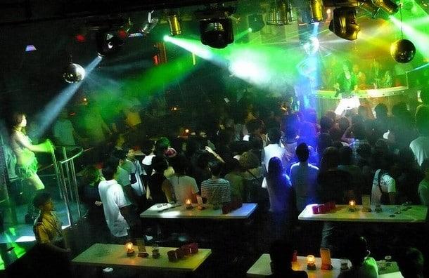 Hong Kong Nightlife, Nachtleben