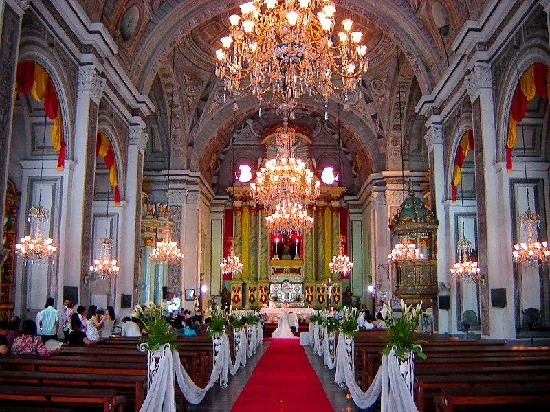 San Augustin Manila