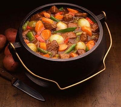 Hongzhang Hodge-Podge, Anhui Küche, Cuisine