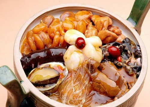 Buddha Jumps Over the Wall, Fujijan Cuisine