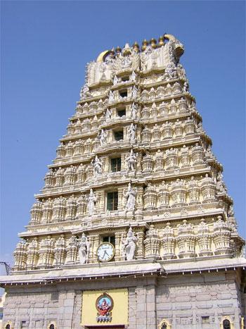 Chamundeshwari Temple