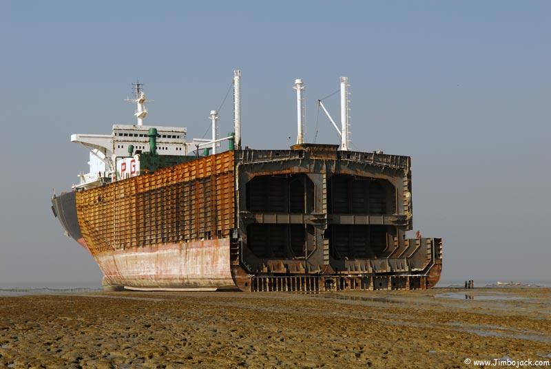 Chittagong Ship Breaking