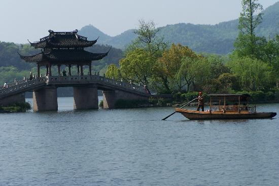 Hangzhou China - West Lake
