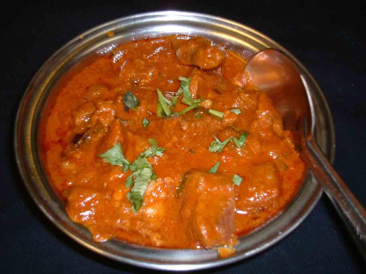 Indien Essen, Curry