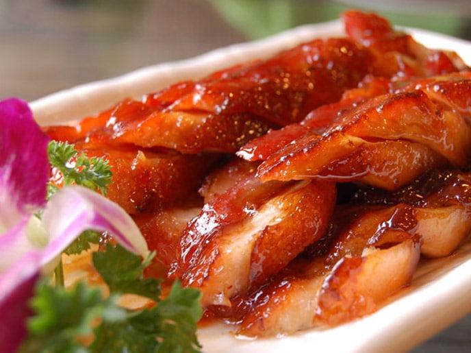 Kantonesische Küche, Essen