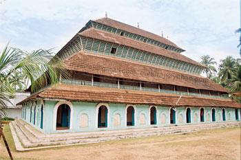 Kuttichira Moschee, Mosque