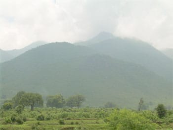 Parasnath Hill