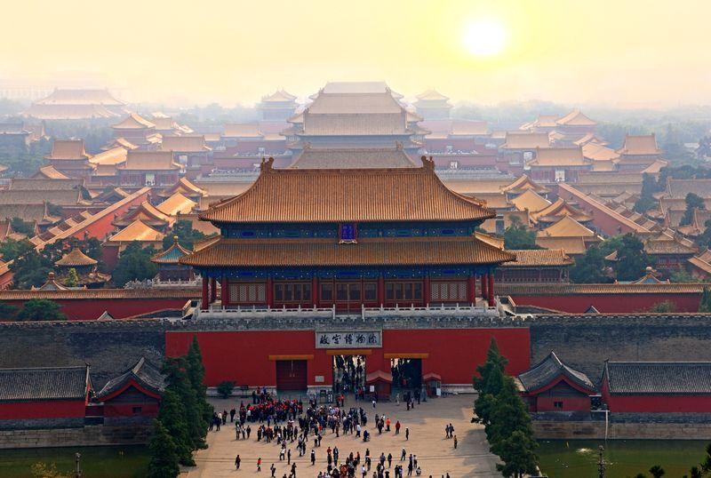 Peking Sehenswürdigkeiten