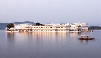 Lake Place Hotel in Udaipur