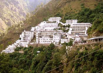 Vaishno Devi Tempel