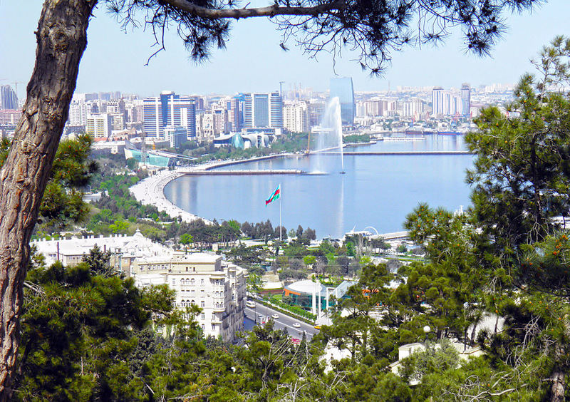 Aserbaidschan Urlaub, Baku
