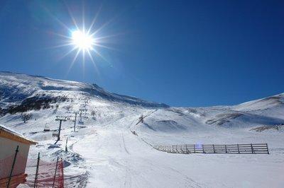 Bakuriani Ski Georgien