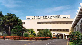 Bandaranaike International Airport Colombo