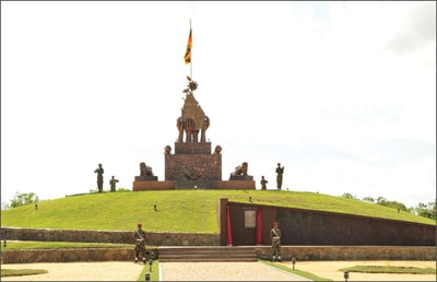 Elephantpass War Memorial