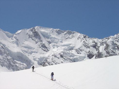 Mestia Ski Georgien